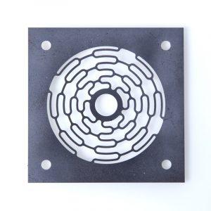 Laserschneiden, Laserteile und Metallteil von Gutekunst Formfedern