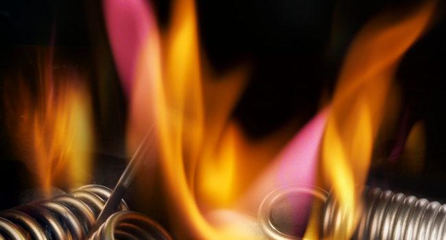 Wärmebehandlung Federbandstahl und Federstahlblech