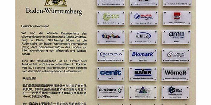 Gutekunst Formfedern Vertriebsbüro China