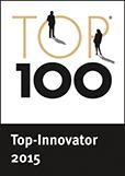 Gutekunst Stahlverformung Logo Top-Innovator 2015