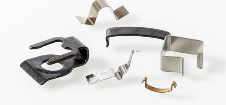 Metallclips und Klemmfedern von Gutekunst