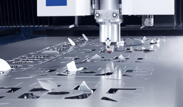 Aluminium laserschneiden